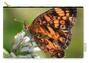 Sunlight Through Butterfly Wings Carry-all Pouch