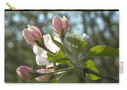 Sunlit Apple Blossoms Carry-all Pouch