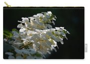 Sunlit Hydrangeas Carry-all Pouch