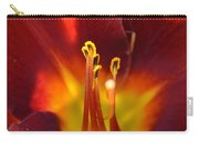 Sunlit Lily Carry-all Pouch