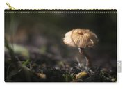 Sunlit Mushroom Carry-all Pouch