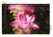 Sunlit Orchids Carry-all Pouch