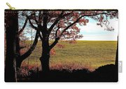 Sunlit Pasture At Moore State Park Carry-all Pouch