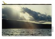 Sunlit Rays Before Sunset Carry-all Pouch