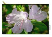 Sunlit Rhododendrons Carry-all Pouch