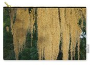 Sunlit Spanish Moss Carry-all Pouch