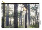 Sunlit Trees Carry-all Pouch