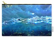 Sunlit Wave Carry-all Pouch
