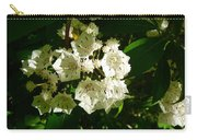 Sunlit Wildflower Carry-all Pouch