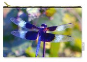 Sunning Dragonfly Carry-all Pouch