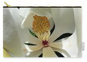 Sunny And Shy Magnolia Carry-all Pouch