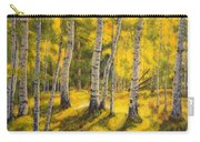 Sunny Birch Carry-all Pouch