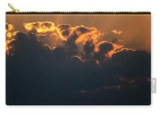 Sunny Clouds Carry-all Pouch