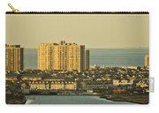Sunny Day In Atlantic City Carry-all Pouch by Trish Tritz