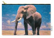 Sunny Day In The Savanna Carry-all Pouch