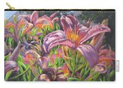 Sunny Daylilly Carry-all Pouch