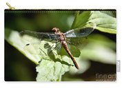 Sunny Dragonfly Carry-all Pouch