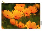 Sunny Floral Carry-all Pouch