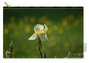 Sunny Iris Carry-all Pouch