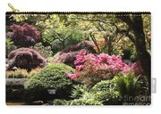 Sunny Japanese Garden Carry-all Pouch