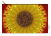 Sunny Kaleidoscope Carry-all Pouch