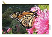 Sunny Side Monarch Carry-all Pouch