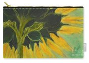 Sunny Side Up Carry-all Pouch by Cori Solomon