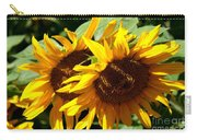 Sunny Sisters Carry-all Pouch