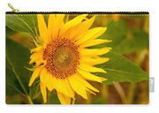 Sunny Sunflower Fields Carry-all Pouch