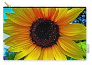 Sunny Sunflower  Carry-all Pouch