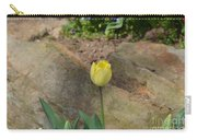 Sunny Yellow Tulips Series  Picture B Carry-all Pouch