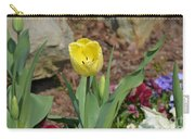 Sunny Yellow Tulips Series  Picture C Carry-all Pouch