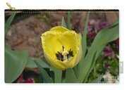 Sunny Yellow Tulips Series  Picture D Carry-all Pouch