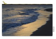 Sunrays Over The Sea Carry-all Pouch by Guido Montanes Castillo