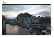 Sunrise Above Aalesund Carry-all Pouch