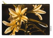 Sunrise Ajo Lily Carry-all Pouch