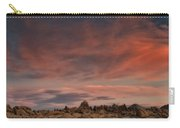 Sunrise Alabama Hills Near Lone Pine Ca Mg 0619 Carry-all Pouch