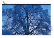 Sunrise And Tree Carry-all Pouch