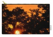 Sunrise Argyle Lake State Park Carry-all Pouch