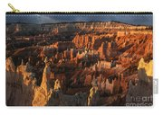 Sunrise At Bryce Canyon Carry-all Pouch