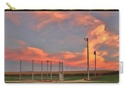 Sunrise At Field Of Dreams Carry-all Pouch