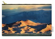 Sunrise At Great Sand Dunes Carry-all Pouch