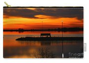 Sunrise At Jackson Carry-all Pouch