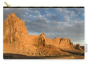 Sunrise At La Sal Mountians Carry-all Pouch