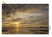 Sunrise At Low Tide - Sleepy Cove Carry-all Pouch