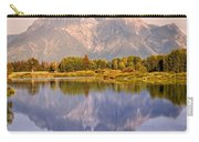 Sunrise At Oxbow Bend 2 Carry-all Pouch by Marty Koch