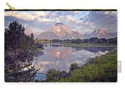 Sunrise At Oxbow Bend 4 Carry-all Pouch