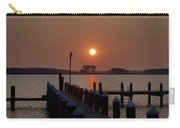 Sunrise At Piney Point Maryland Carry-all Pouch