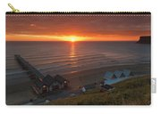 Sunrise At Saltburn Carry-all Pouch