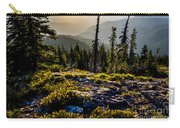 Sunrise At Smith Peak Carry-all Pouch